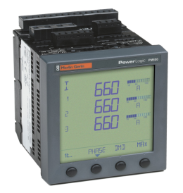 PowerLogic PM800 meter
